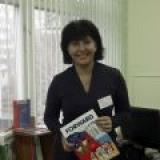 Силютина Марина Витальевна -- учитель английского языка